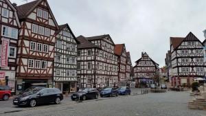 Marktplatz Homberg (Efze)