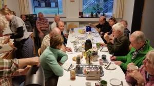 Frühstück im Hans von Soden-Haus, ESG Marburg