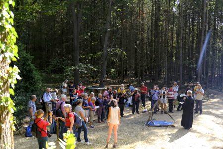 """Read more about the article Friedlicher Gottesdienst im Hambacher Forst: """"Der Ausstieg muss doch gehen!"""""""