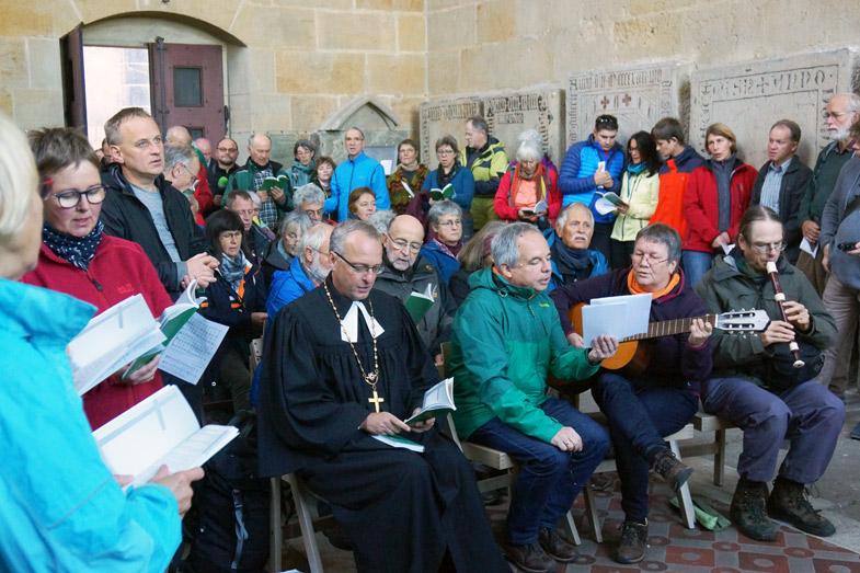 Landesbischof Rentzing: Menschen dürfen sich nicht als Räuber benehmen