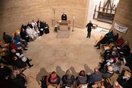 Read more about the article Auf nach Polen: Übergabe des Staffelstabs in feierlichem Gottesdienst