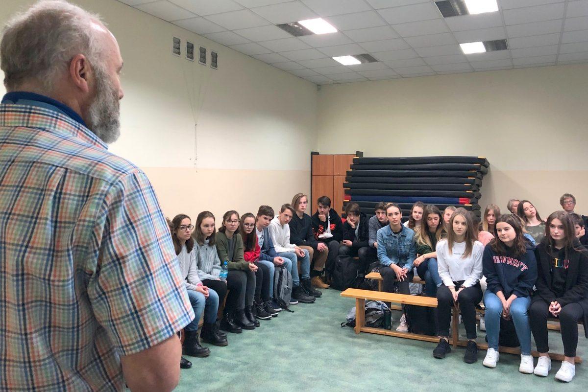 Klimawandel?! Gespräch mit polnischen Schüler/innen in Bielsko-Biała