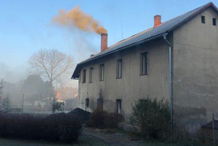 Read more about the article Beißender Kohlequalm nimmt Pilgern den Atem – aber nicht den Mut