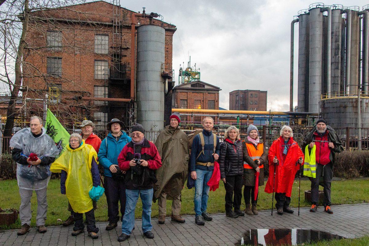 Im Reich der Kohle: Respektvoller Dialog mit Bergleuten in Czerwionka