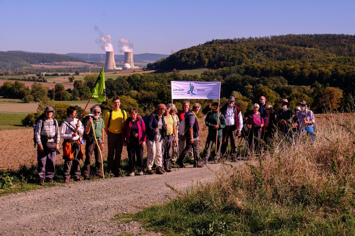 Klimapilgerweg auf der Shortlist des Ökumenischen Förderpreises!
