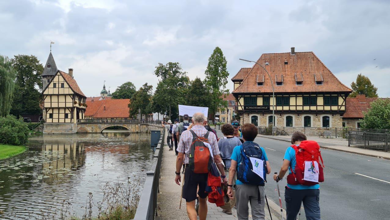"""You are currently viewing Tagebucheintrag aus Burgsteinfurt (Vortrag: """"Weniger Leberwurst für mehr Klimaschutz"""")"""